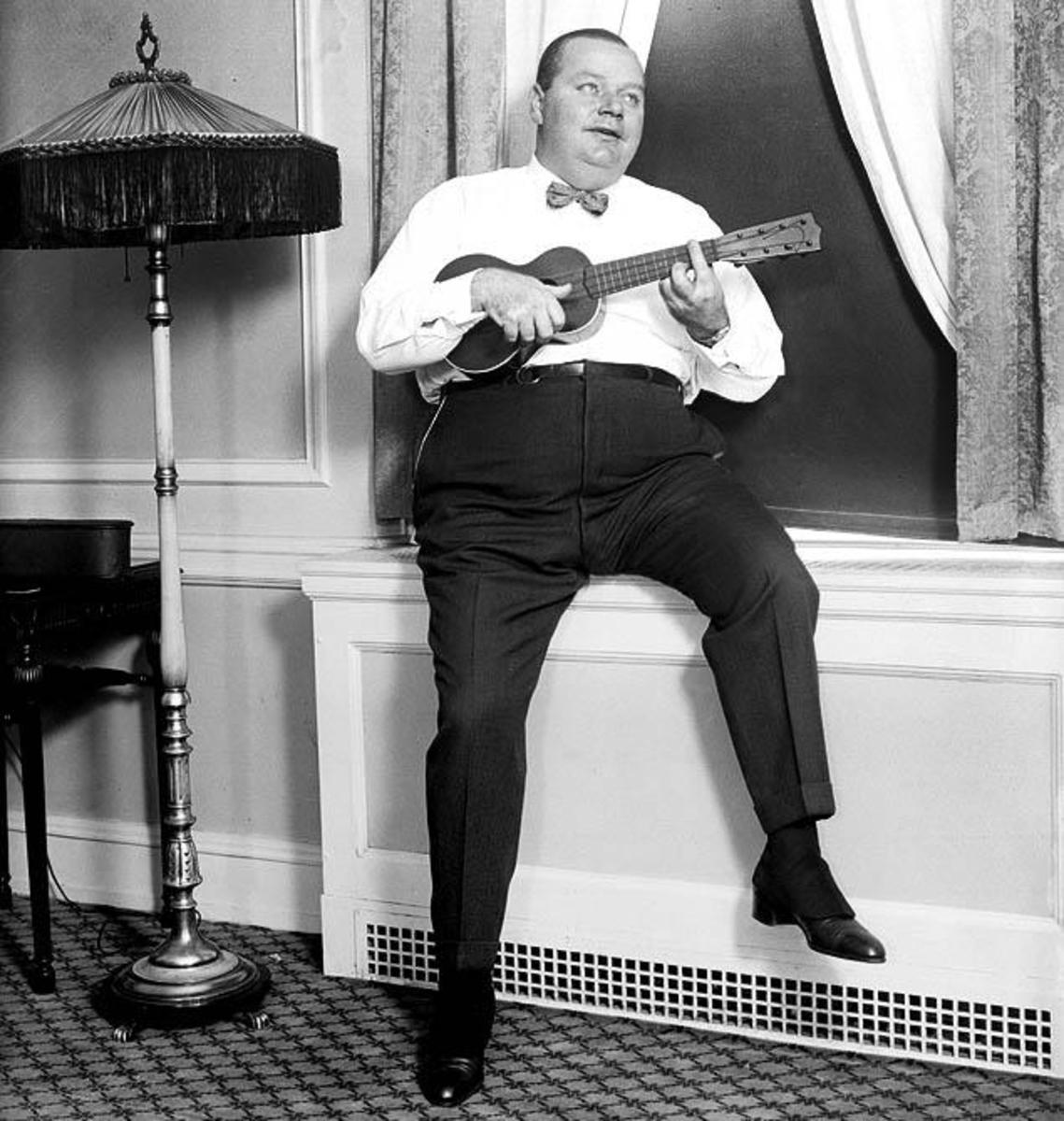 Hollywood Scandal- Fatty Arbuckle