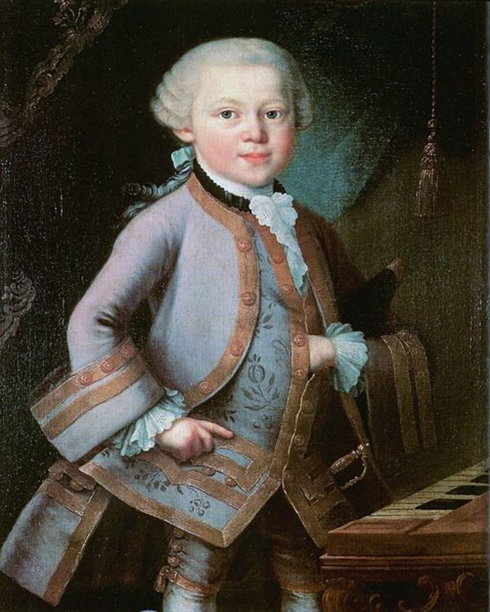 Five Interesting Facts About Wolfgang Amadeus Mozart That You Probably Didn't Know