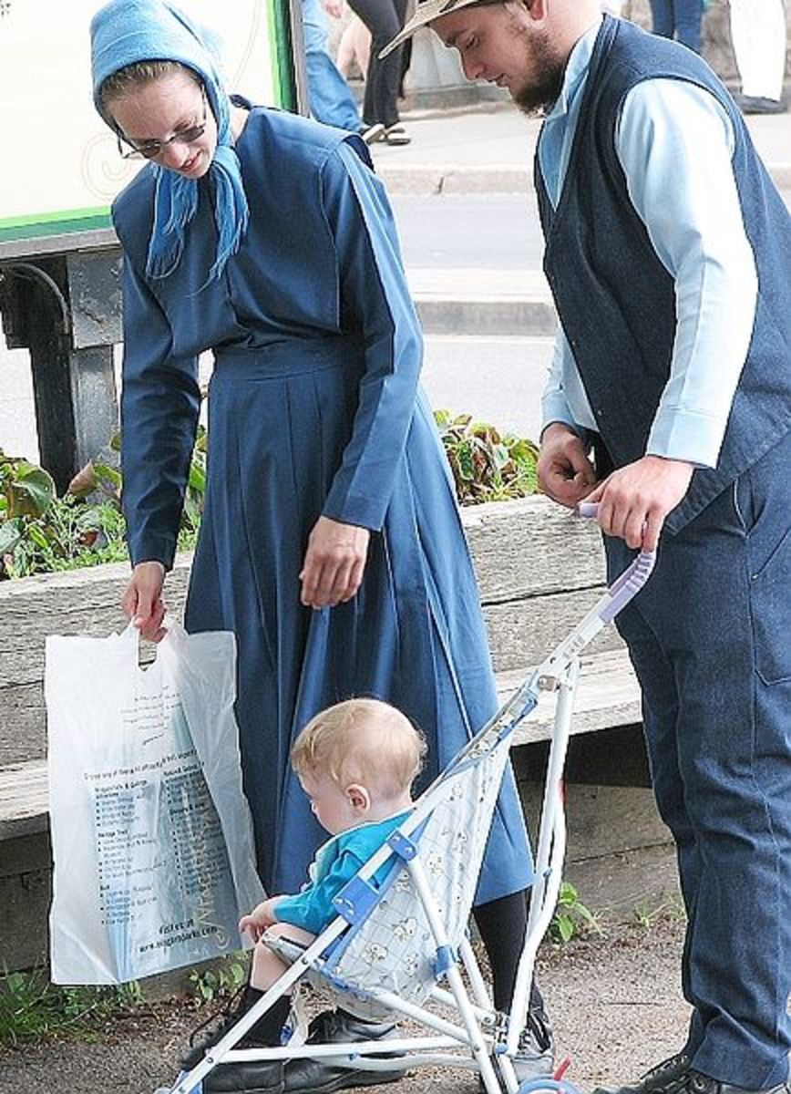 Amish Or Mennonites What Is The Difference
