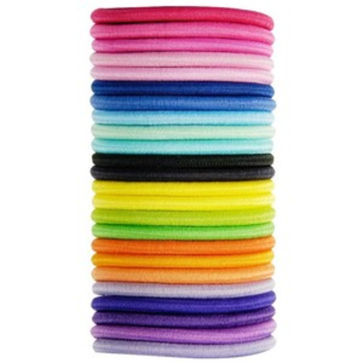 Hair elastics, I'm not sure why, but cats are notoriously attracted to these things!
