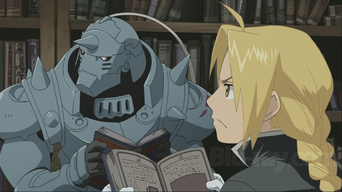Brothers Edward and Alphonse Elric, on a quest to seek the truth.