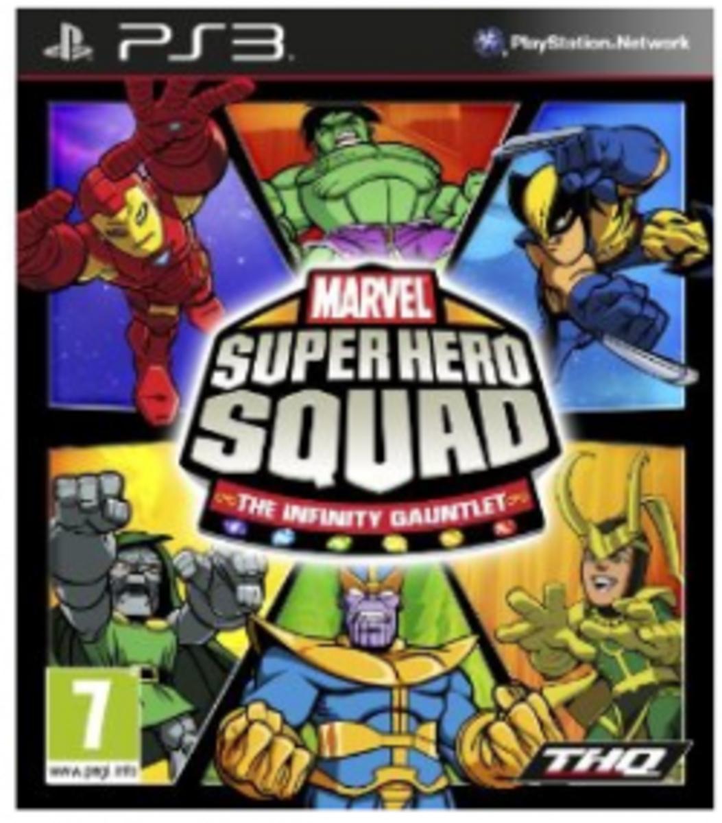 Marvel Super Hero Squad: The Infinity Gauntlet