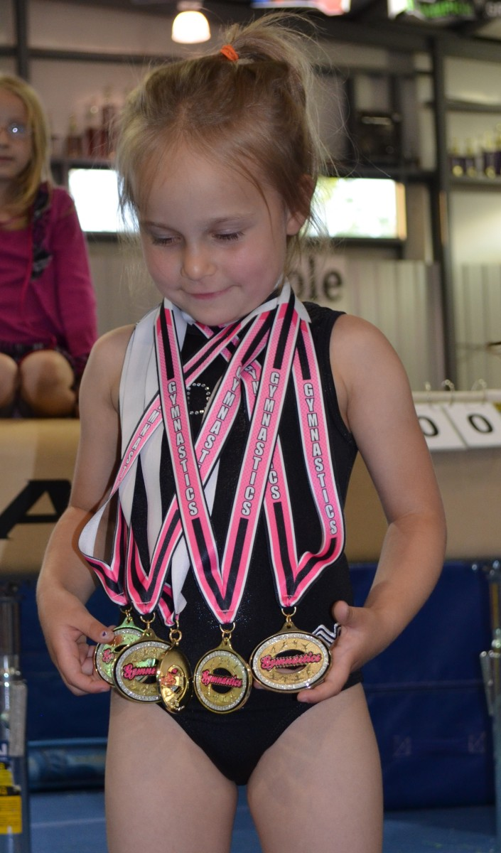 Does My Daughter Have What it Takes to Be a Competitive Gymnast?