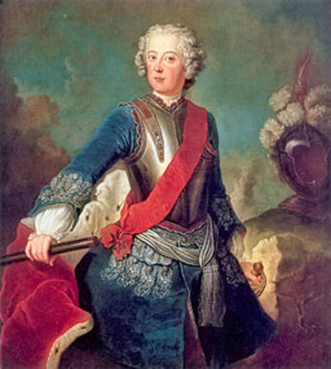 frederick ii of prussia essay on the forms of government Frederick the great: king of prussia frederick ii: alexis eschleman works cited frederick ii: essay on forms of government internet modern history sourcebook.