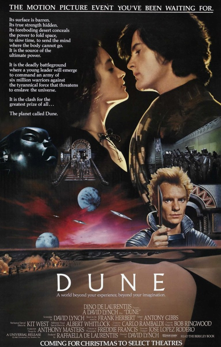 Dune (1984) - Illustrated Reference