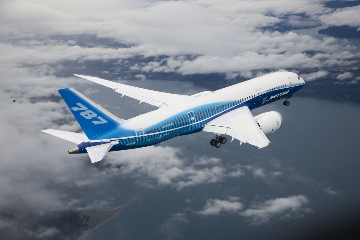 The Boeing 787 Dreamliner - The Future of Aviation