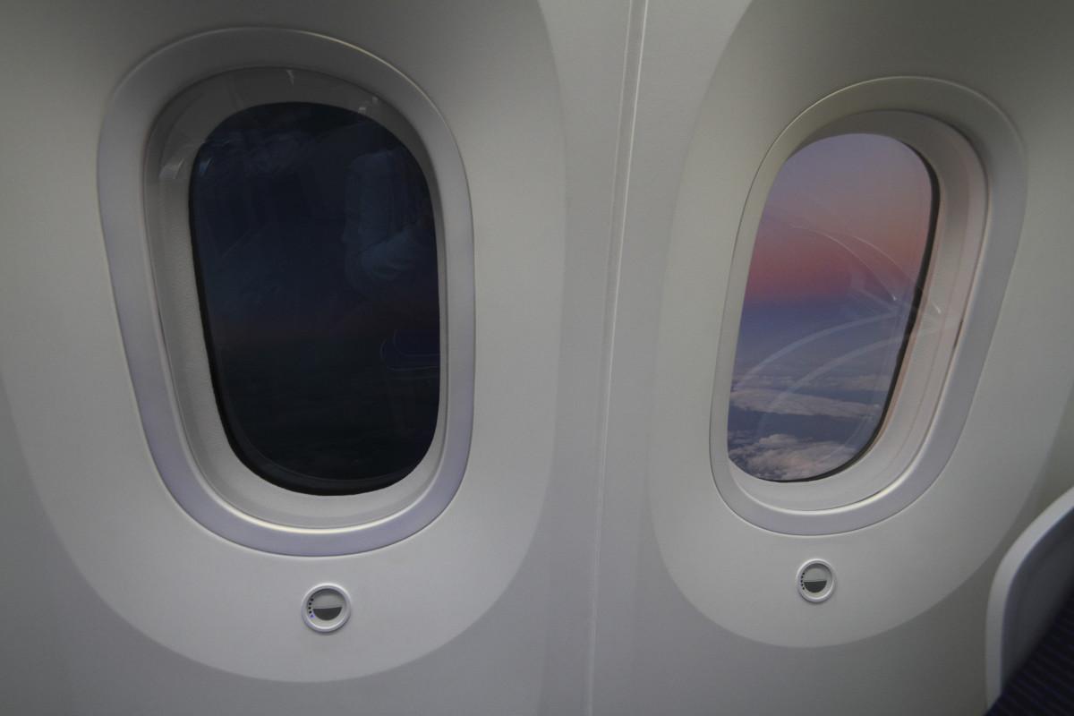 Large windows with autodim