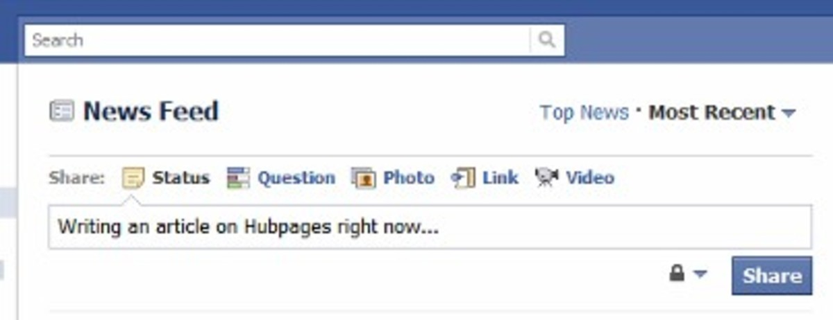 How to Make Your Facebook Status Updates More Exciting