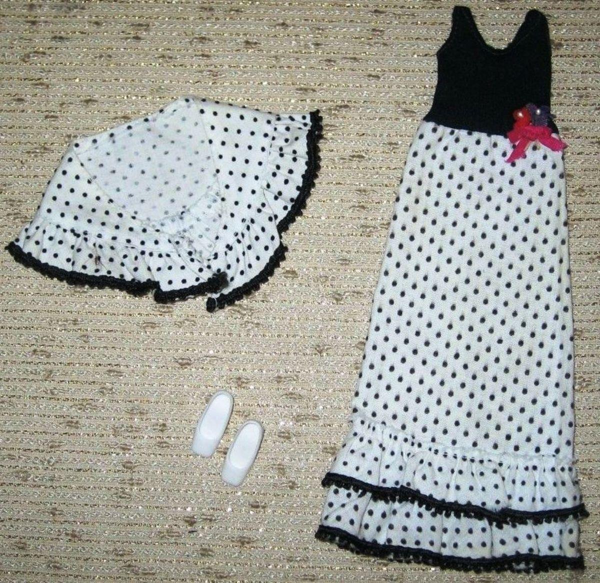 Francie Doll's Best Buy fashion; #7767