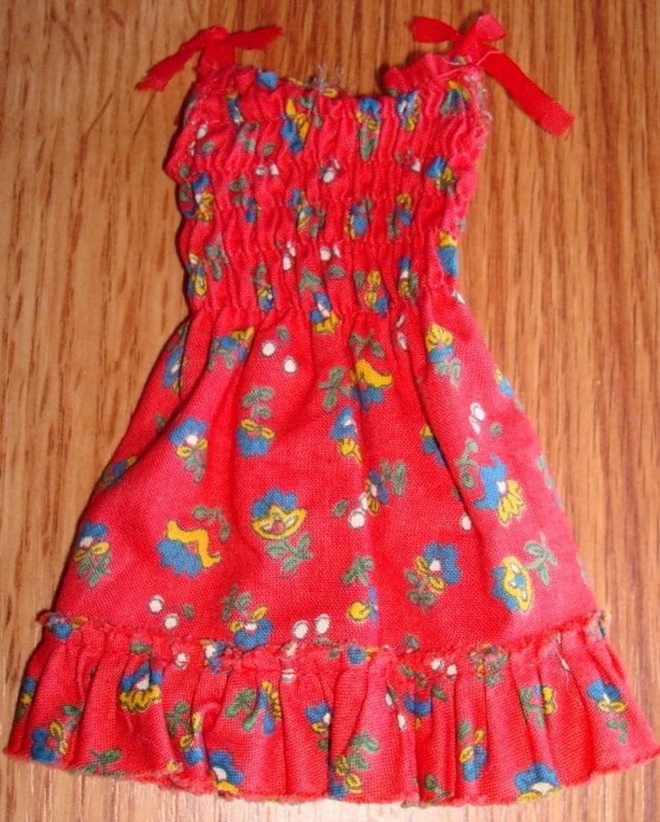 Francie Doll's Best Buy fashion; #7768