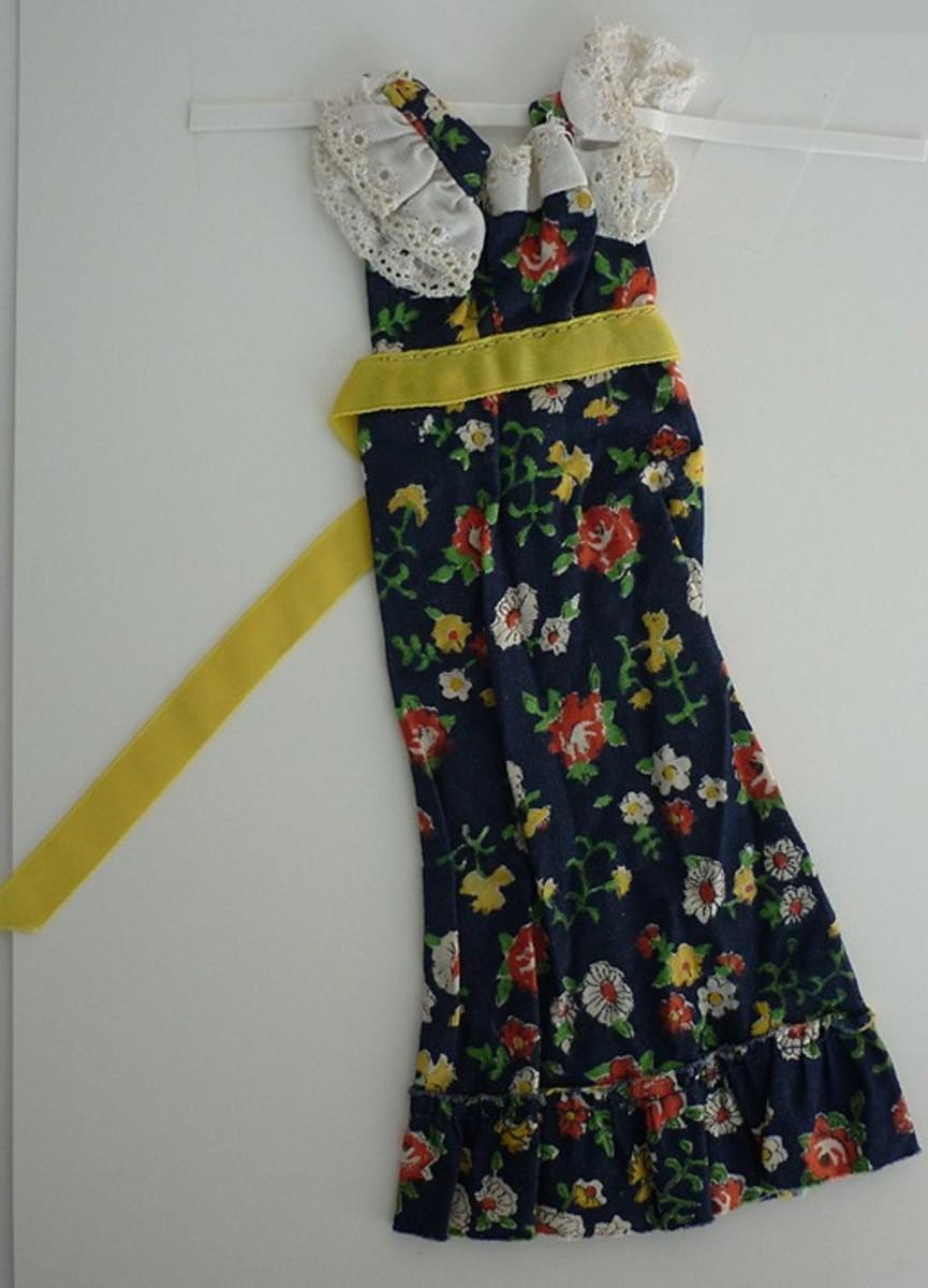 Francie Doll's Best Buy fashion; #7769