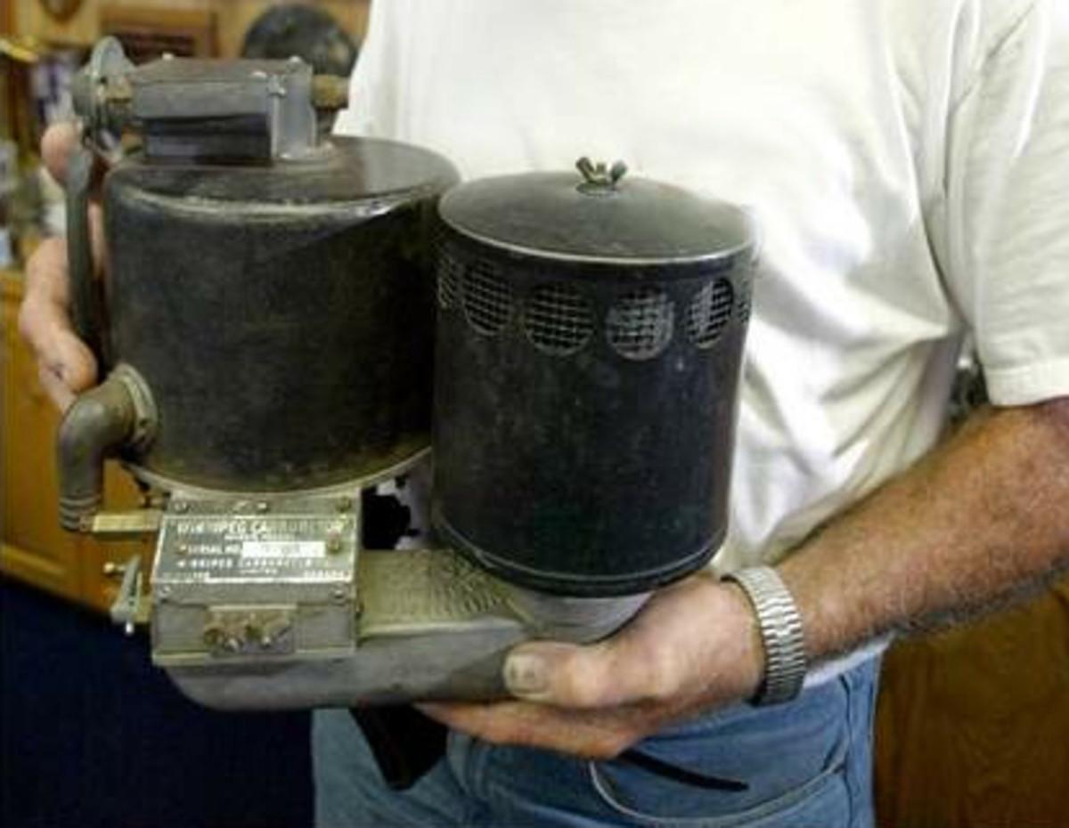 The infamous Pogue Carburetor.