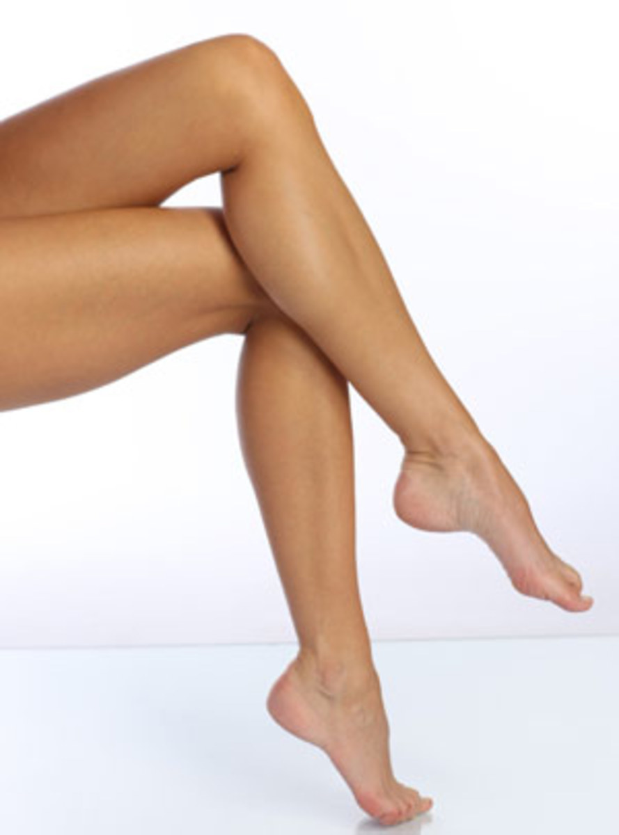 The Best Home Waxing Product: The Best Leg Wax Strips