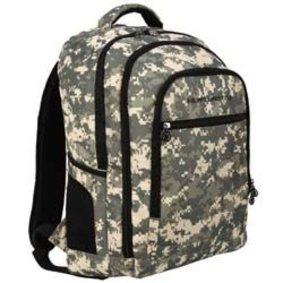Camouflage Back To School Accessories