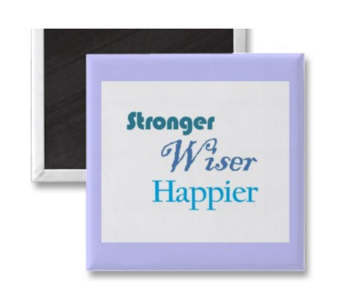 Motivational Magnet - see blue text link in paragraph to the left for further info.
