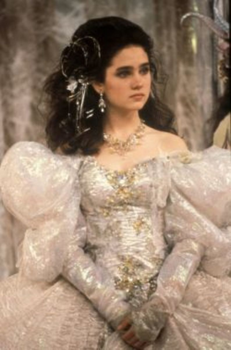 Jennifer Connelly as Sarah from The Labyrith
