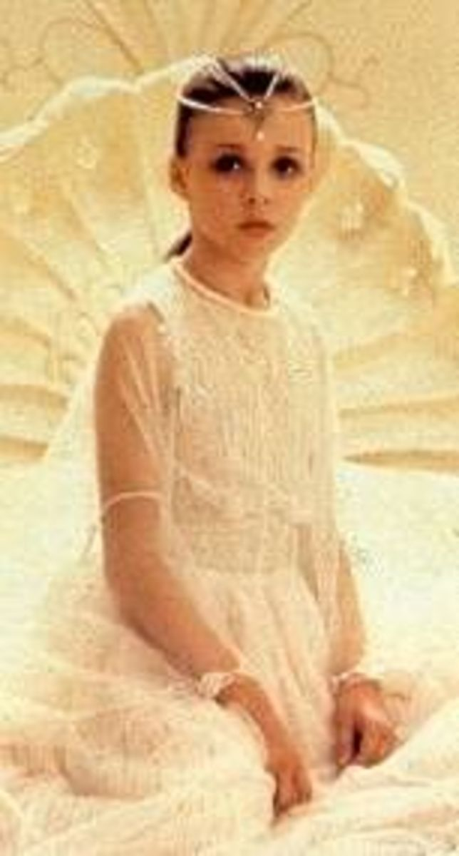 Tami Stronach as the Child-Like Empress from the Neverending Story