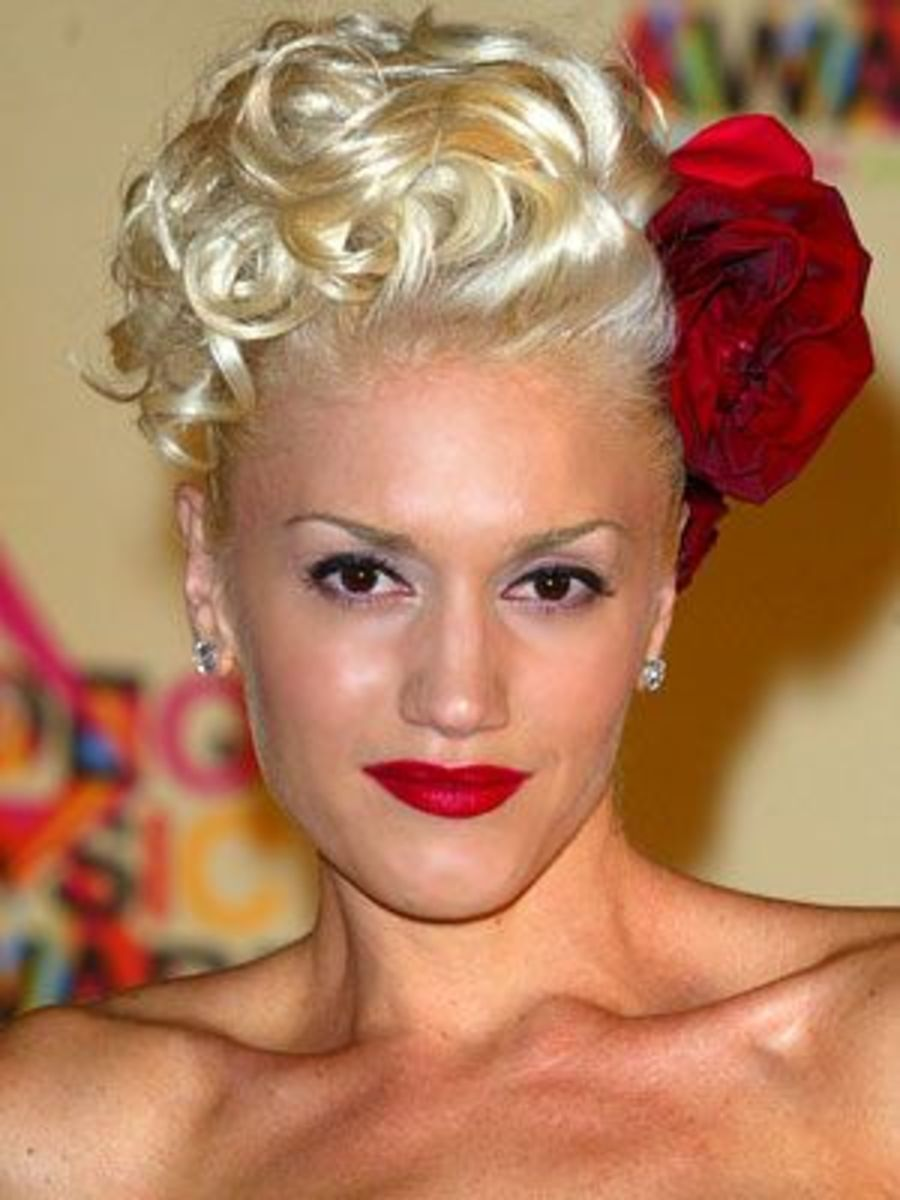 "Gwen Stefani ""What Are You Waiting For?"""