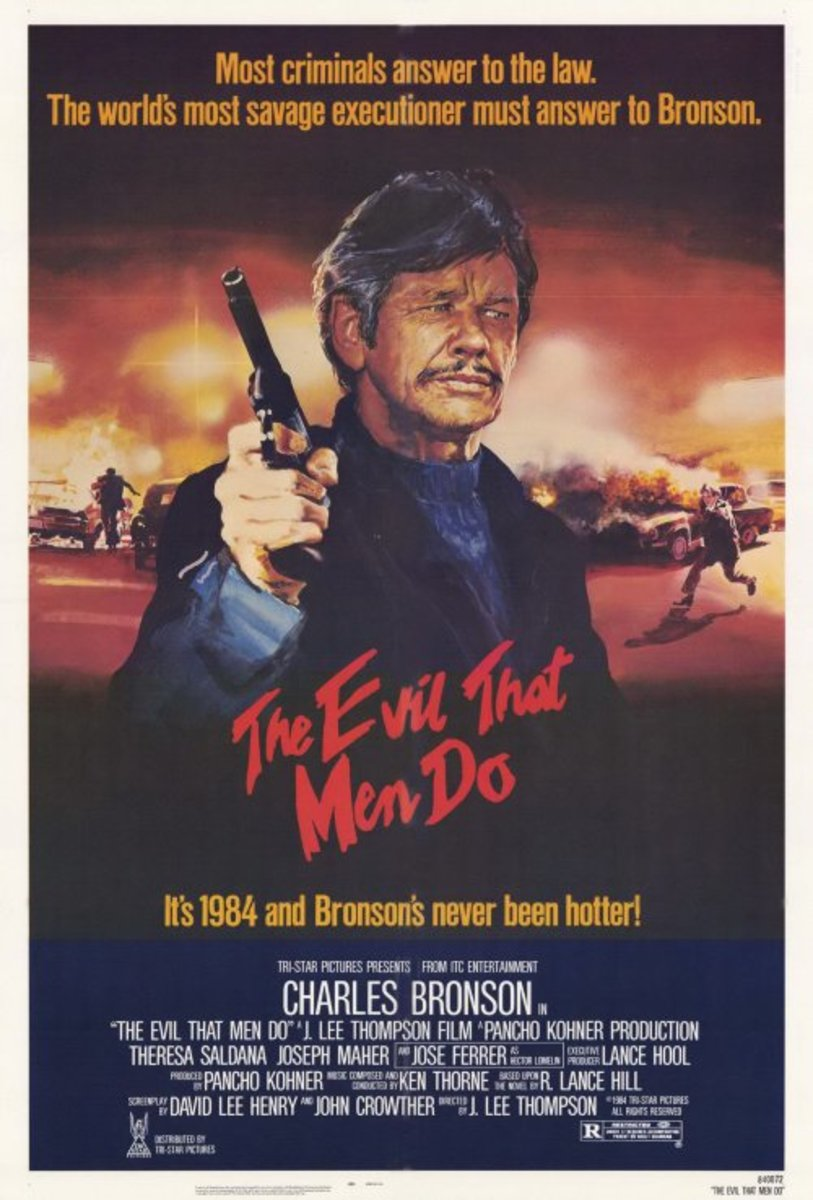 The Evil That Men Do (1984)