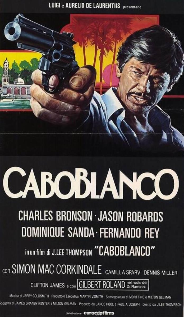 Cabo Blanco (1980) Italian poster