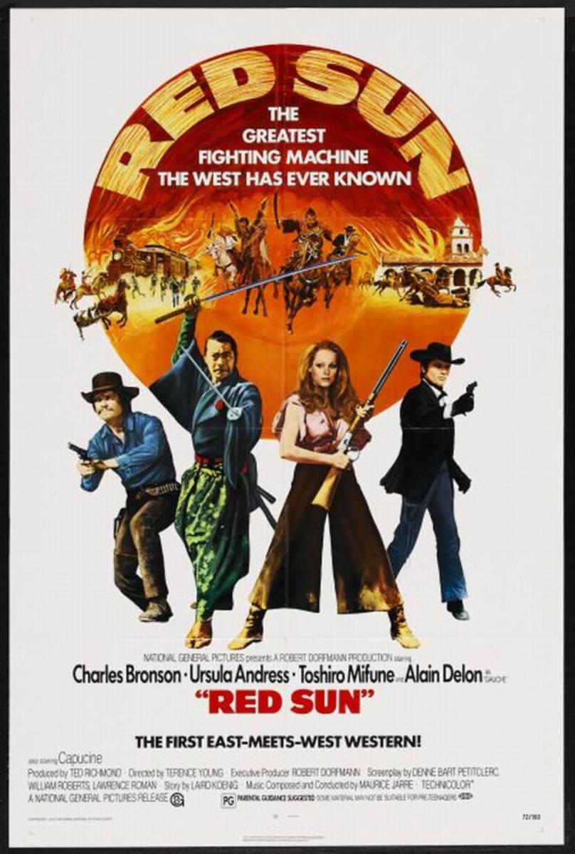 Red Sun (1971)