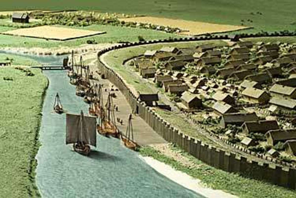 Danelaw Years - 7: Danes at Home, Viking Age Kingdom Over the Waves