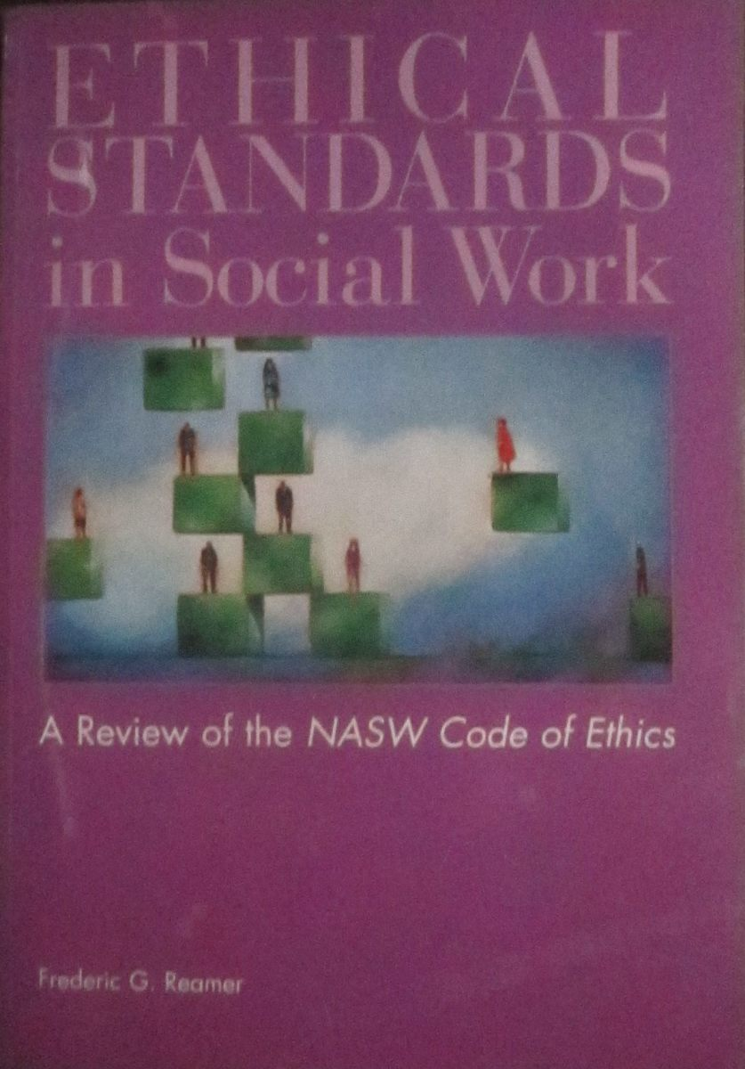 My Library: Review of Social Work Ethics Code