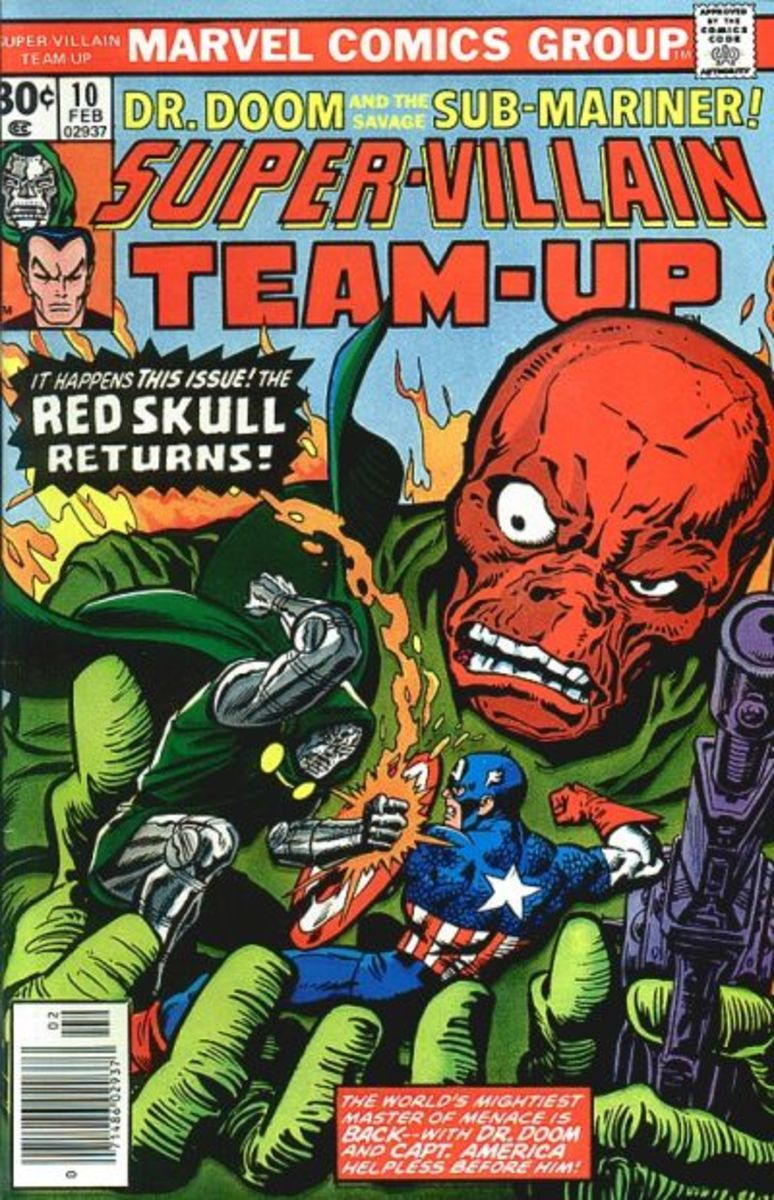 Classically bad - The Red Skull
