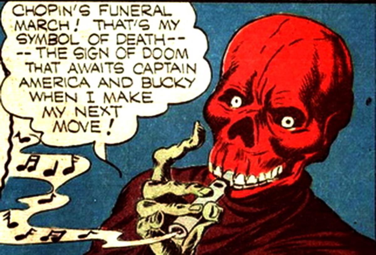 The Red Skull (original)