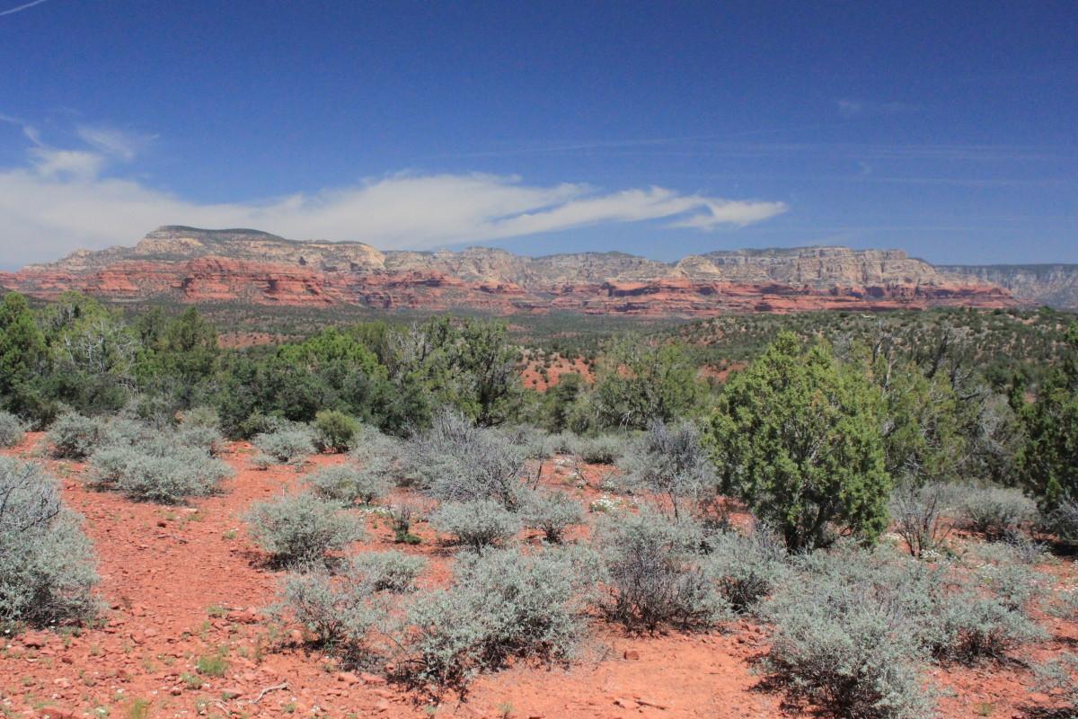Geocaching Around Sedona Arizona