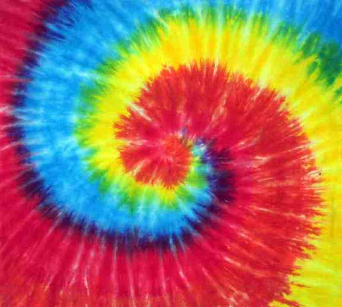 Tie-Dye For You To Try