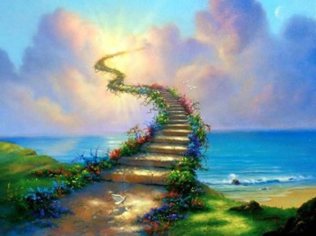 Mejor camino hacia Dios ...