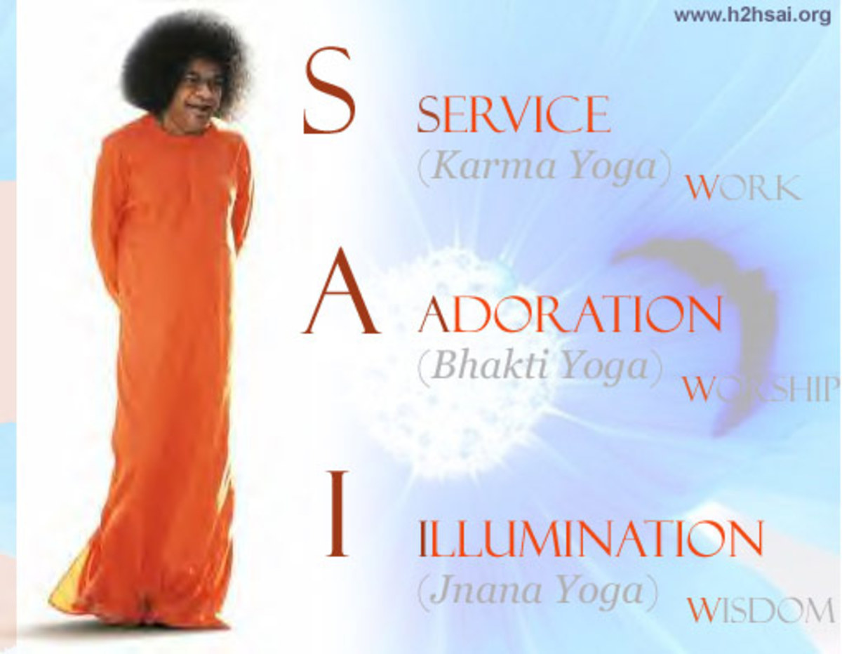 SAI is the culmination of The Three! :)