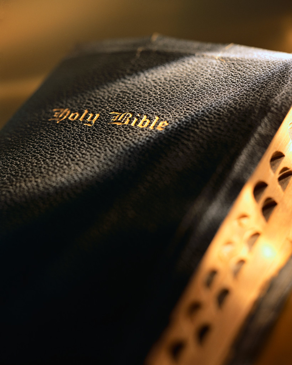 Unknown Verses in the Bible