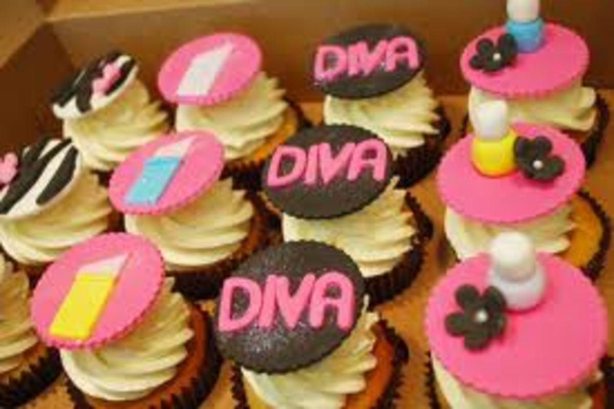 DIVA CUPCAKES