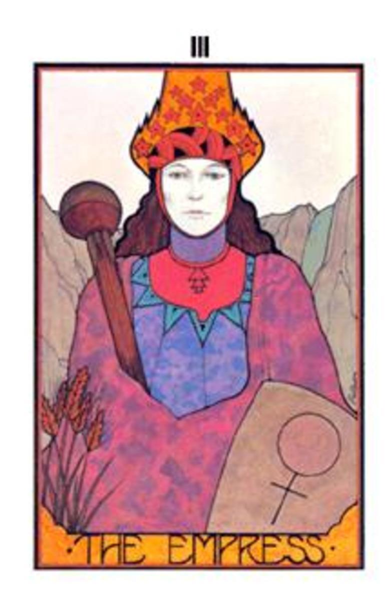 Aquarian Empress