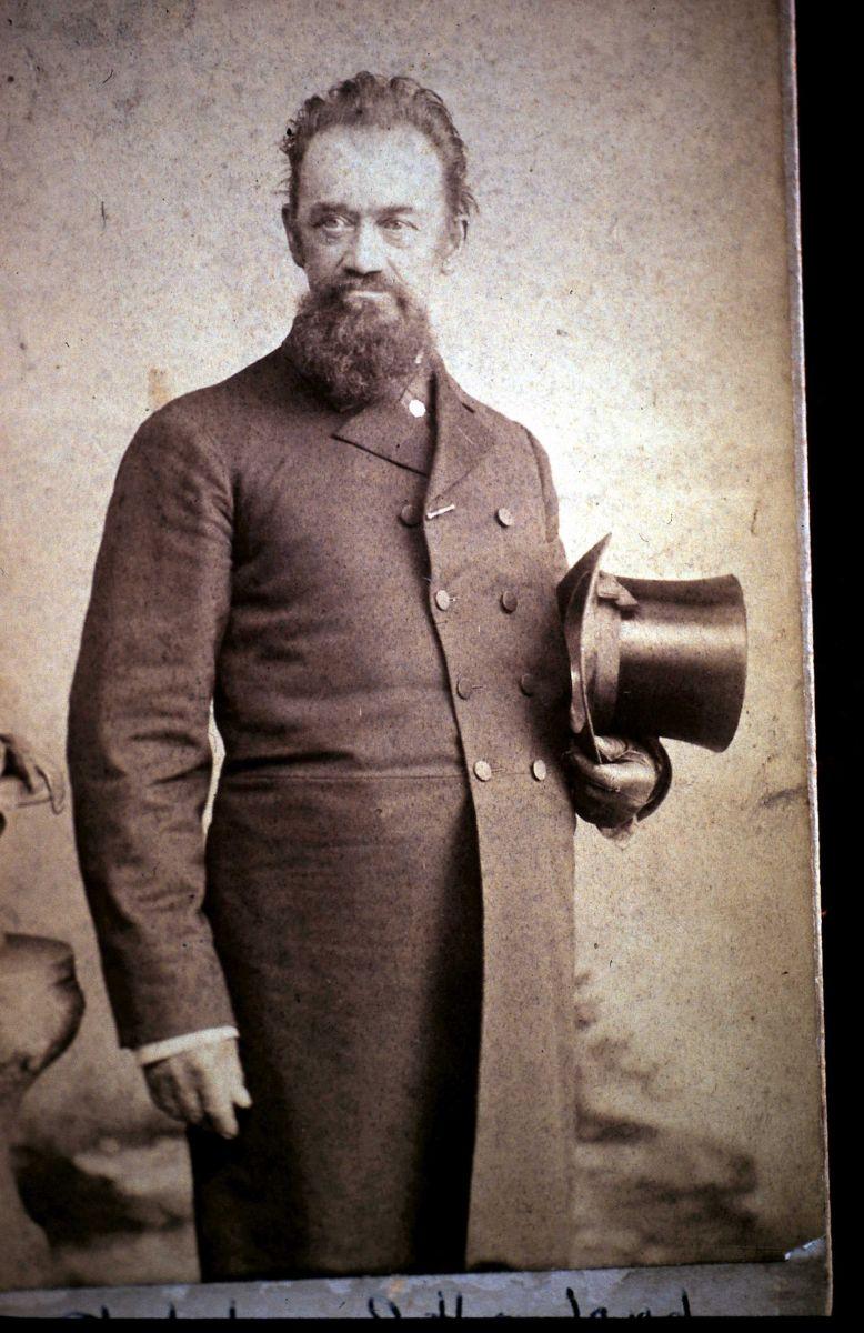 Fletcher Sutherland, patriarch