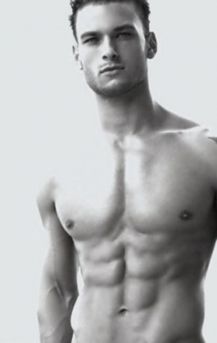 How To Diet Like a Male Model For Real Fat Loss Quick