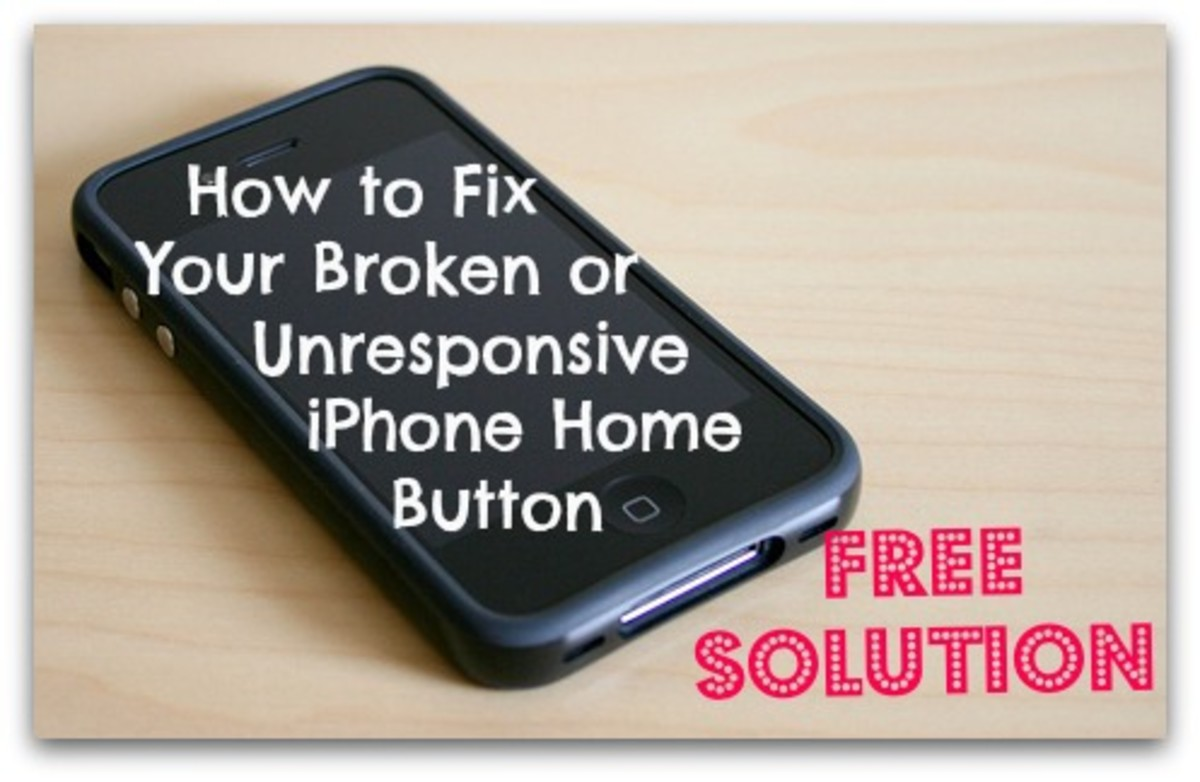 My iPhone Home Button Doesn't Work. How Can I Fix It For Free?