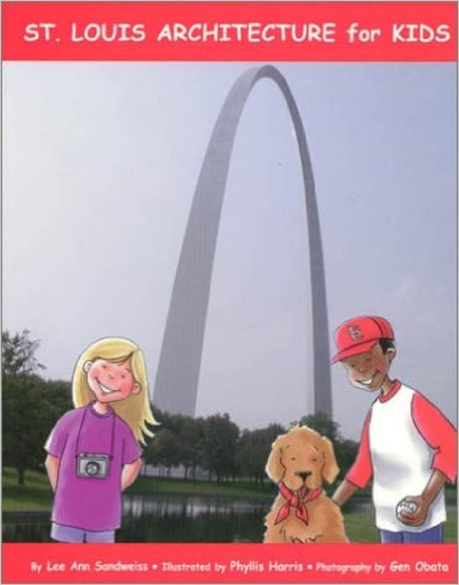St. Louis Architecture for Kids by Lee Ann Sandweiss