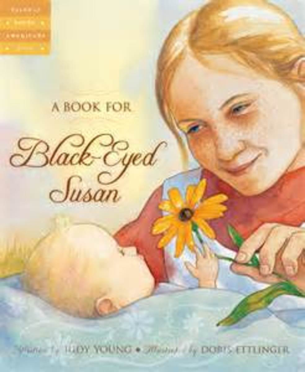A Book for Black-Eyed Susan (Tales of Young Americans) by Judy Young