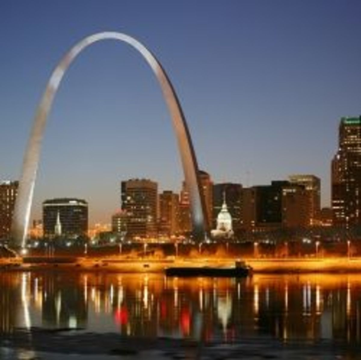 Missouri for Travelers & Teachers
