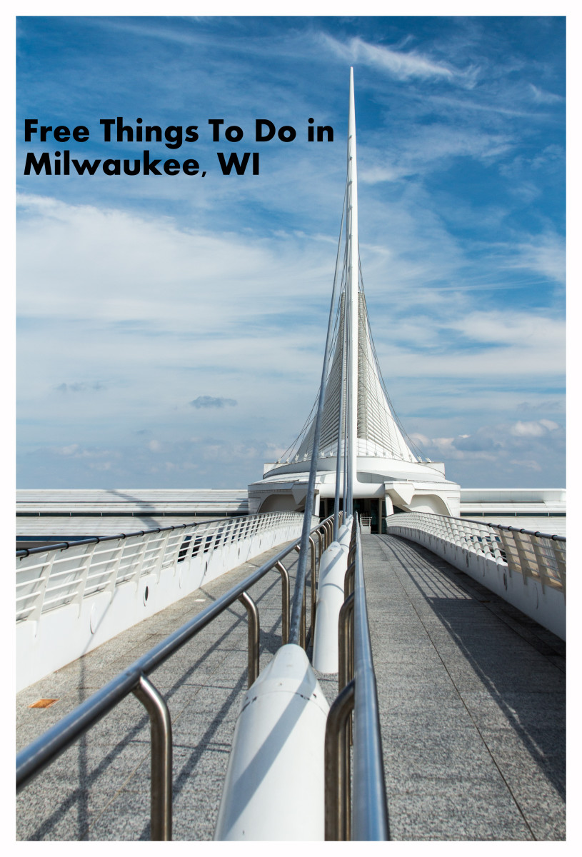 Free things to do in milwaukee wi hubpages for Craft fairs milwaukee wi