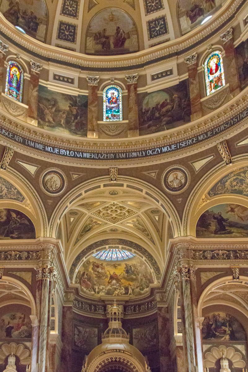 the Basilica of St. Josephat
