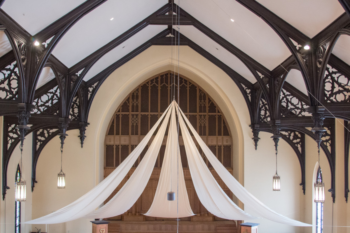 Calvary Presbyterian Church during Doors Open Milwaukee 2014