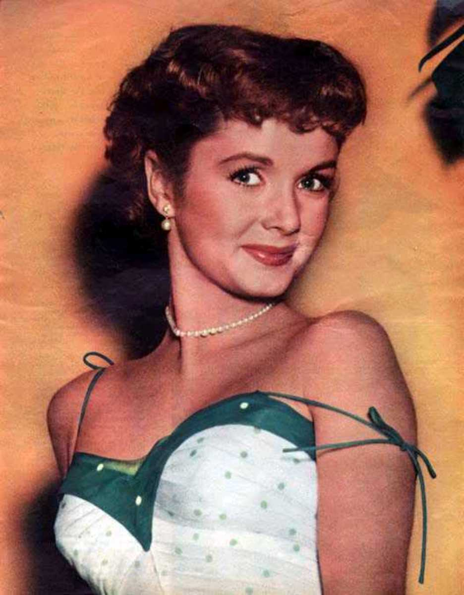 Debbie Reynolds: One of 60 Beautiful Actresses~60+ Years Old