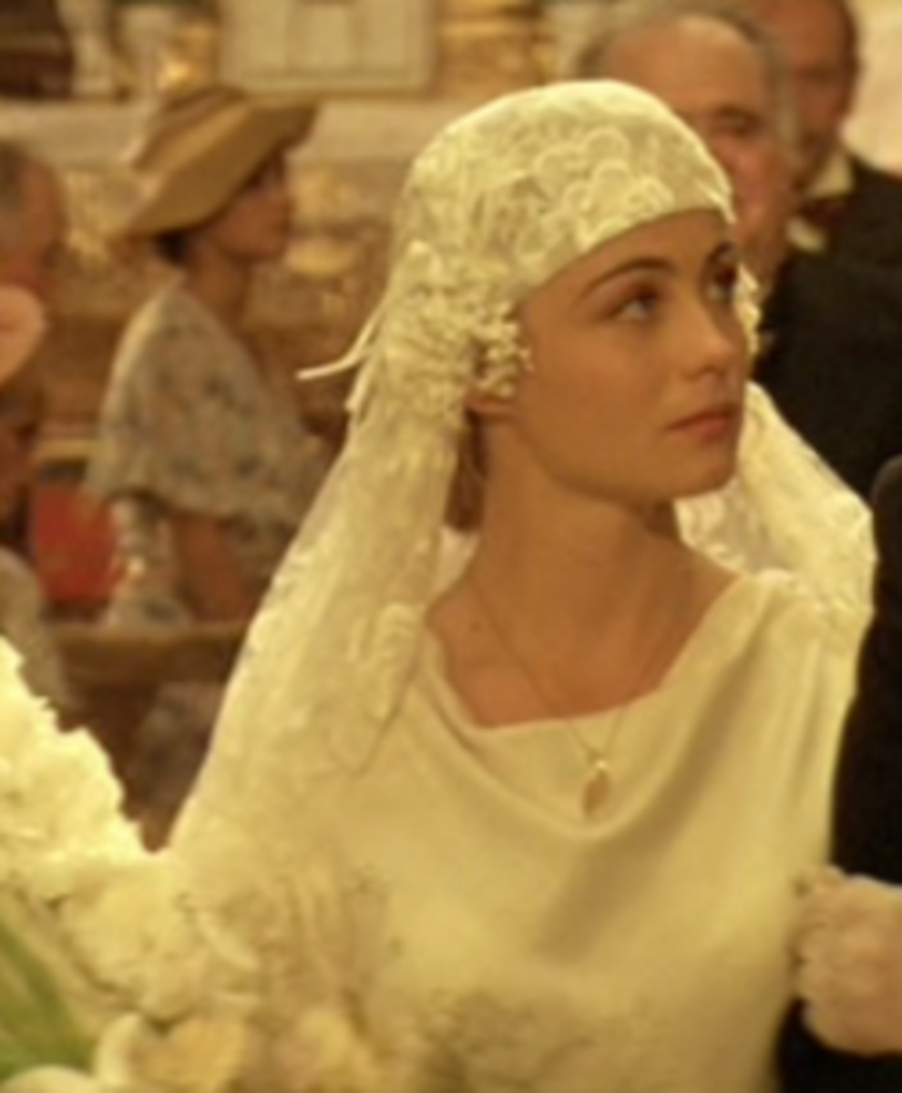 Manon (Emmanuelle Beart) from Manon de Sources