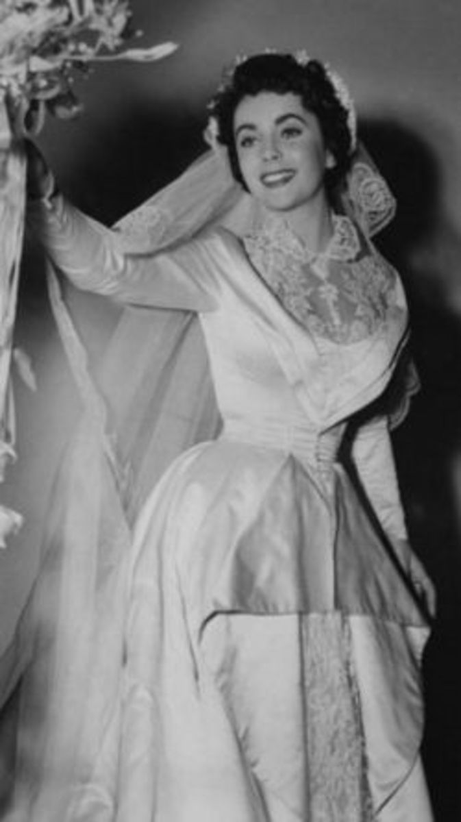 Katherine Banks (Elizabeth Taylor) from Father of the Bride 1950
