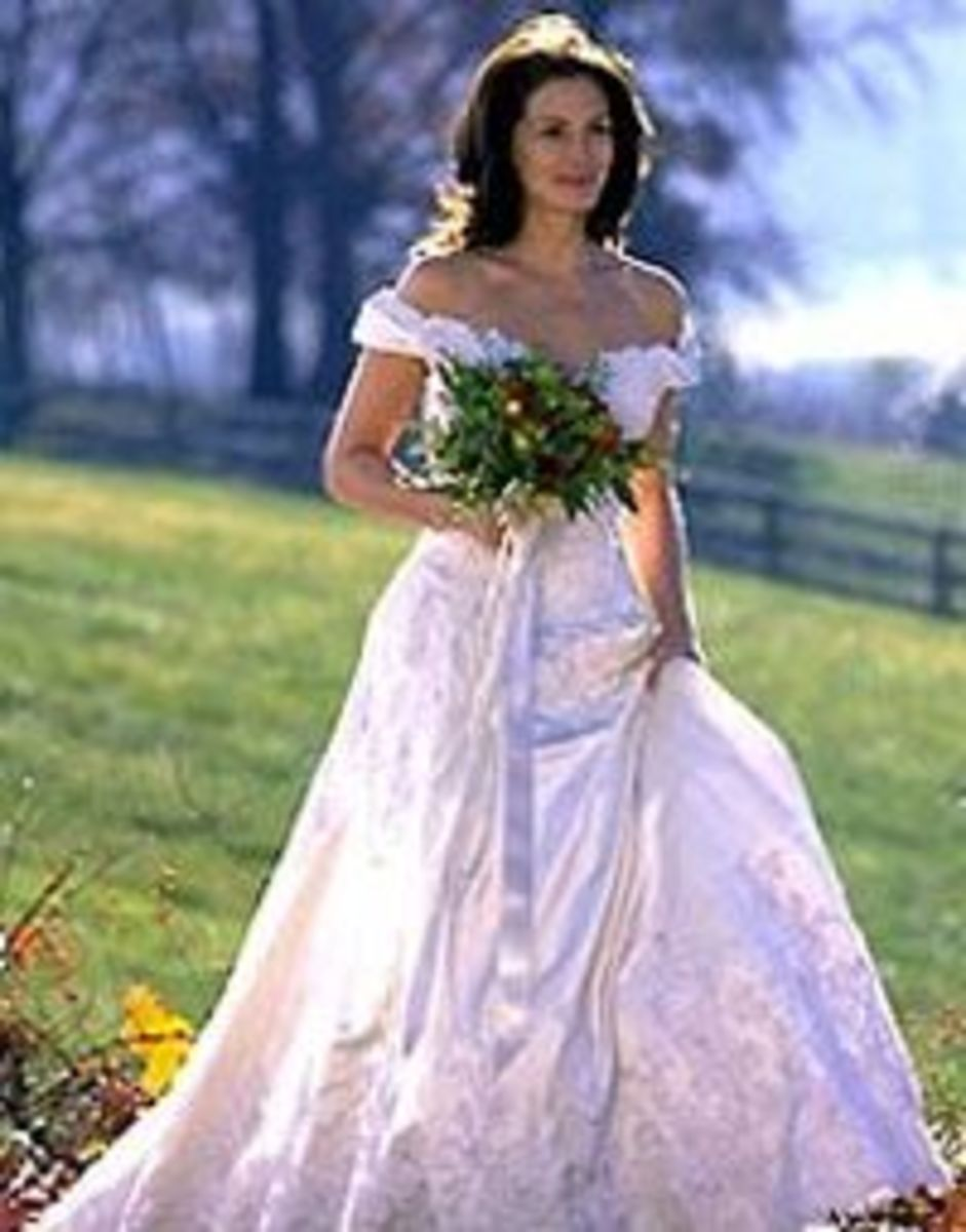 Maggie Carpenter (Julia Roberts)  Runaway Bride