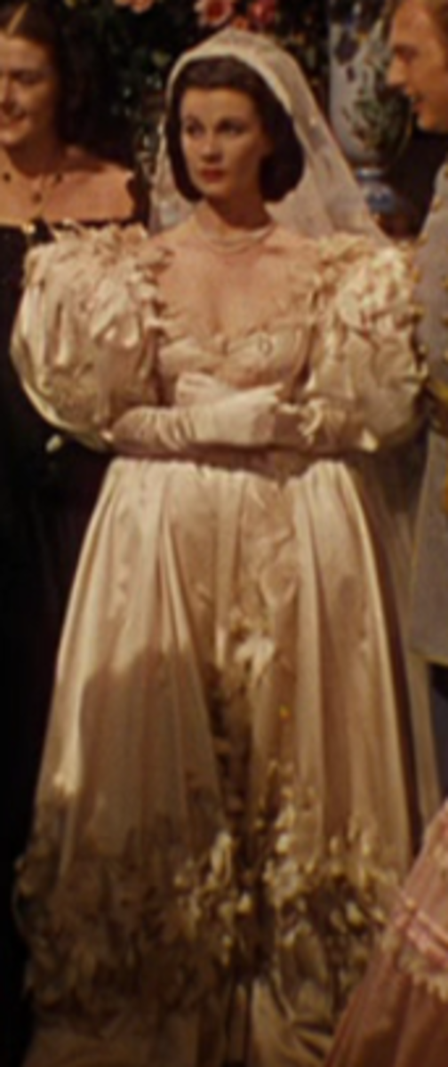 Scarlett Gone with the Wind  (Vivien Leigh)